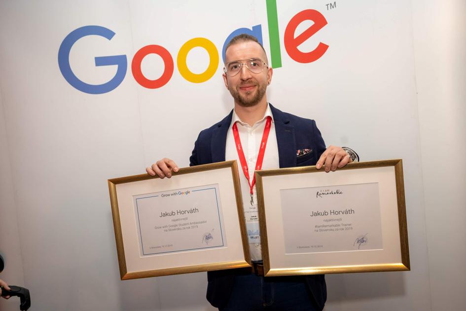 Jakub Horváth - Fakulta manažmentu - Grow with Google