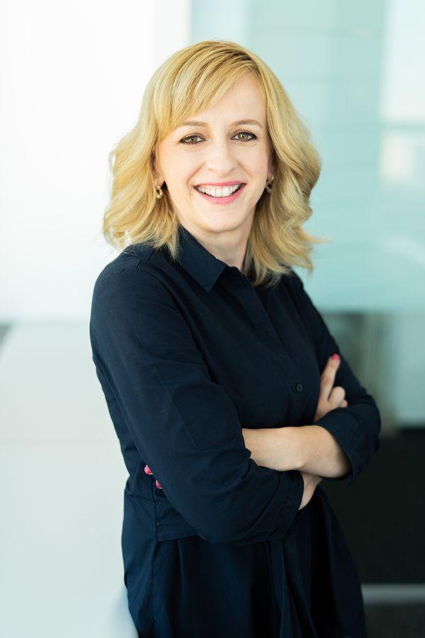 Jana Sekerová, Riaditeľku ľudských zdrojov spoločnosti O2 Slovakia