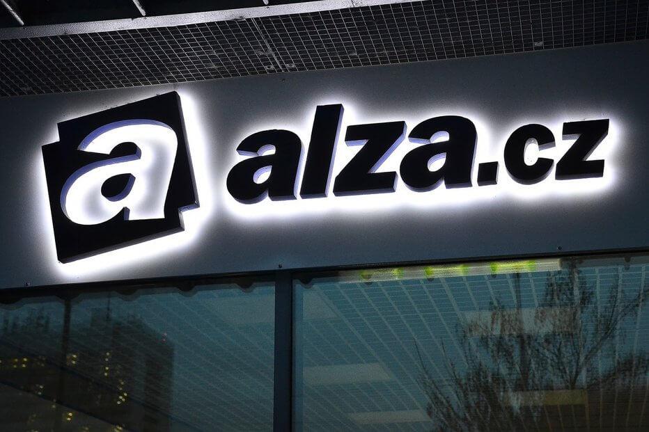 Alza.cz Alza.sk