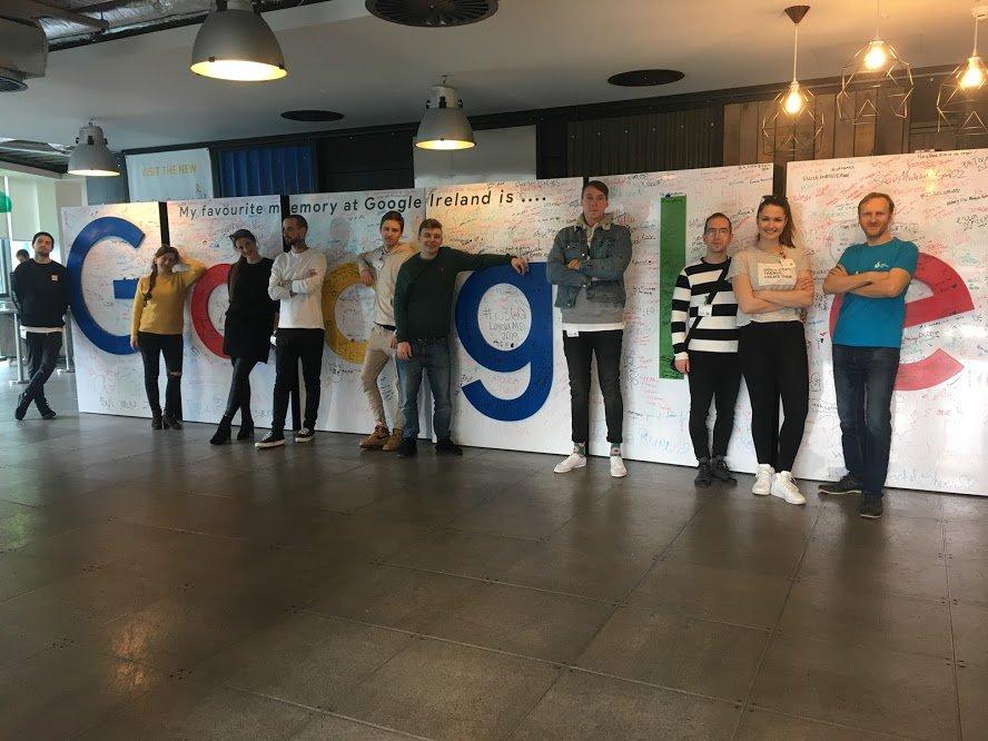 GROW WITH GOOGLE TRIP - Fakulta manažmentu PU v Prešove