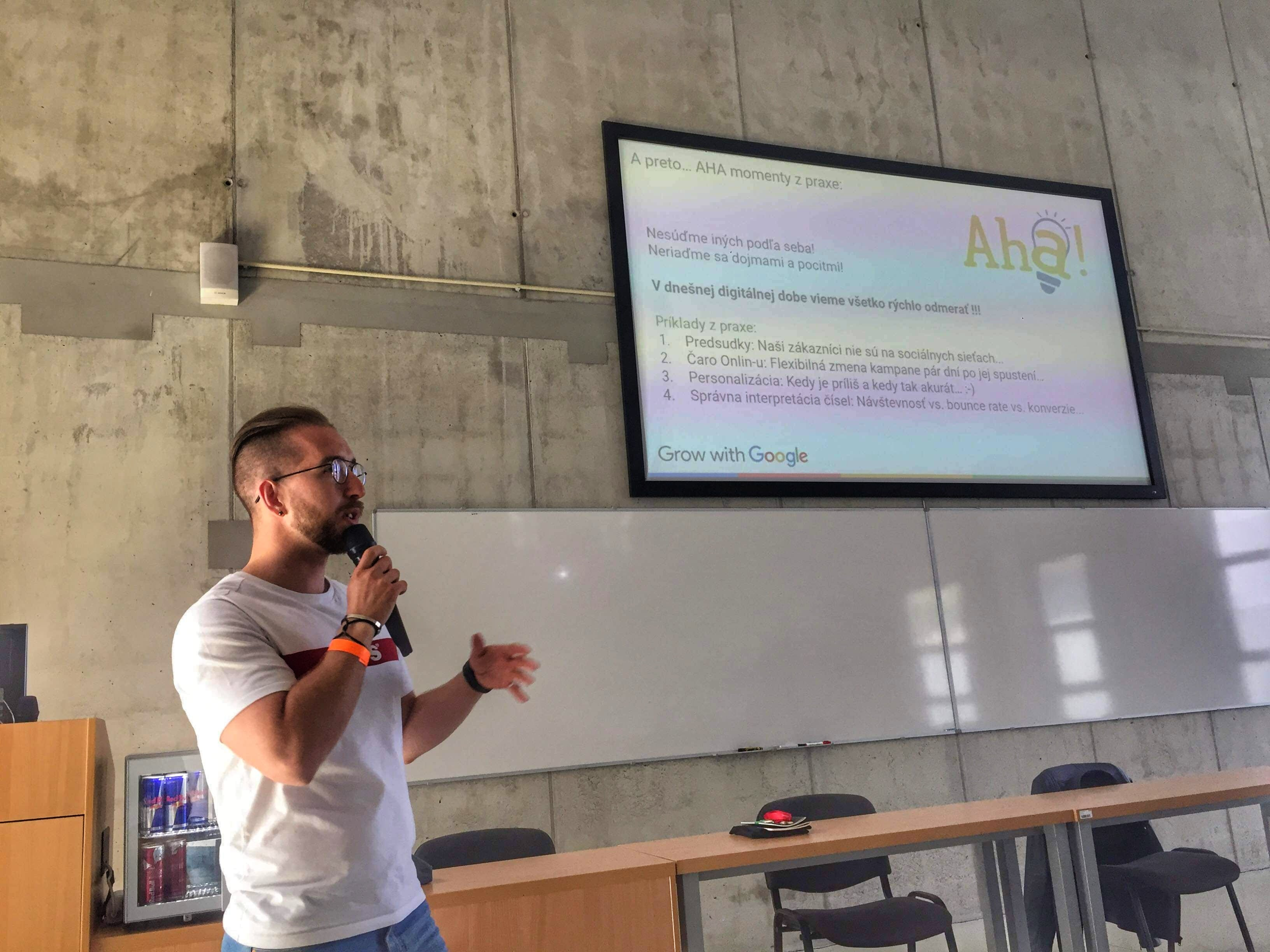 Google Certified Trainer, PhDr. Jakub Horváth, PhD. MBA