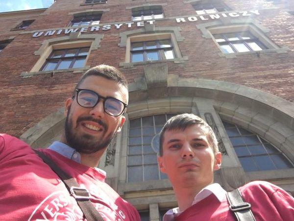 Mgr. Dávid Miško a Mgr Matúš Vagaš - Fakulta manažmentu UNIPO