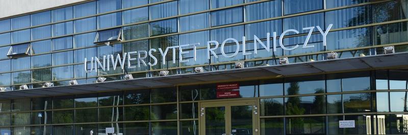 Fakulta Poľnohospodárstva a Ekonomiky - Poľnohospodárska univerzita v Krakove
